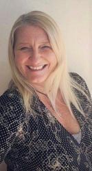 Carmen Burls, estate agent