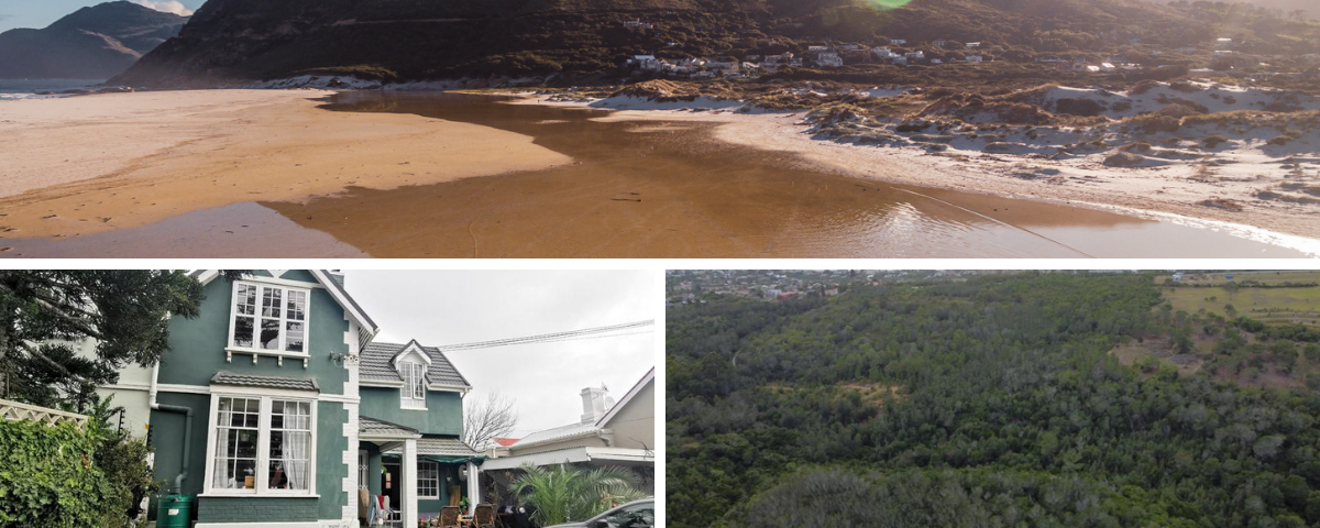 The Beautiful Southern Peninsula The Southern Peninsula is renowned for its calming suburban lifestyle. Home to the popular Chapman's Peak Drive and Cape Point, the area is surrounded by beautiful fynbos mountains and the Atlantic and Indian Ocean.